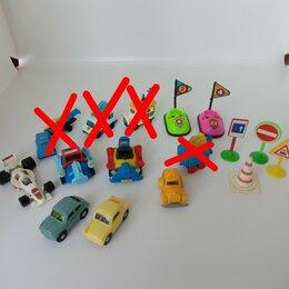 Киндер-сюрприз - Киндеры Игрушки из киндеров Машинки, 0
