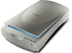 Сканеры - Сканер A4 usb genius colorpage hr6 v2, 0