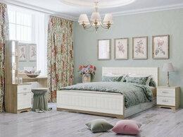 Кровати - Спальня Оливия комплектация 3 Дуб Сонома/белое…, 0