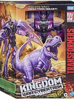Роботы и трансформеры - Megatron (Beast) - Generations Kingdom, 0
