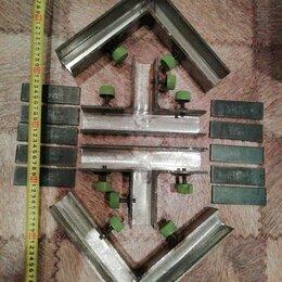 Направляющие и упоры - Набор угловых струбцин для сборки или сварки, 0