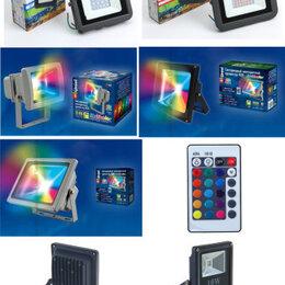 Прожекторы - LED-прожектор синий, красный, зеленый и RGB(цветной), 0