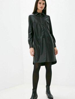 Платья - Платье из экокожи Zarina, 0