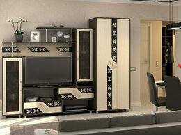 Шкафы, стенки, гарнитуры - Стенка Верона (гостиная), 0