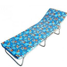 Кровати - Раскладушка Стандарт с матрасом 20 мм  , 0