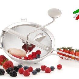 Тёрки и измельчители - OMAC 400 Passacolino сито для протирки ягод овощей фруктов томатов, 0