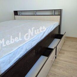 Кровати - Кровать  с ящиками 160х200, 0