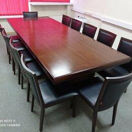 Мебель для учреждений - Мебель офисная переговорная, 0