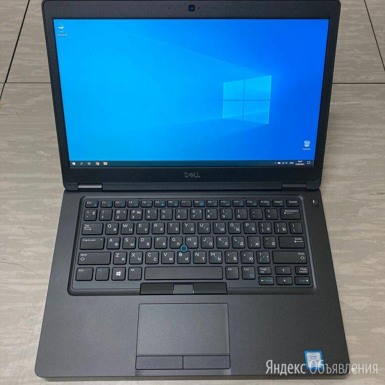 """14"""" FHD IPS Dell Latitude 5490 i5-7300/8GB/256SSD Гарантия по цене 30000₽ - Ноутбуки, фото 0"""