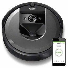 Роботы-пылесосы - Робот-пылесос iRobot Roomba i7, 0