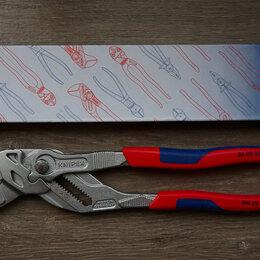 Сантехнические, разводные ключи - Клещи переставные-гаечный ключ KNIPEX KN-8605250, 0