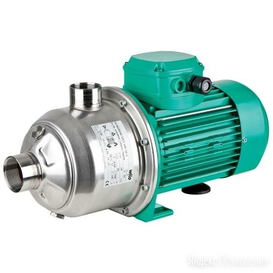 Wilo-MHI 203 3x400 насос (4024285) по цене 40923₽ - Элементы систем отопления, фото 0