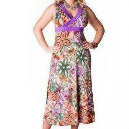 Платья - 64 размер. Шикарный новый сарафан, 0