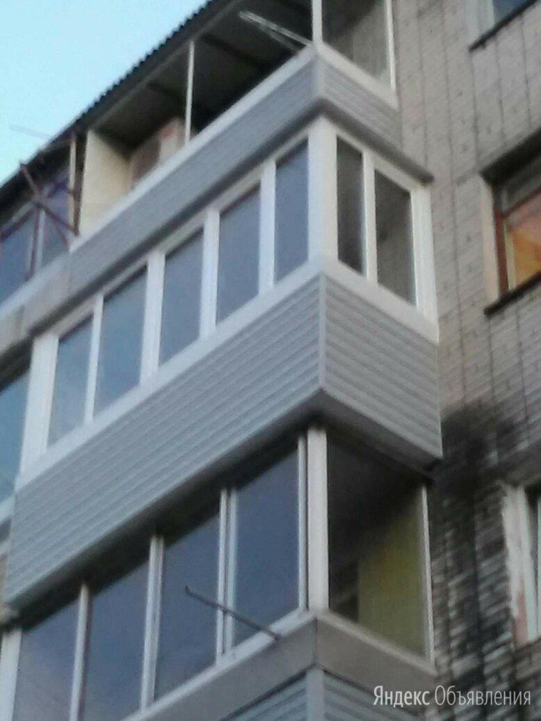 Балконы и лоджии по цене 4500₽ - Архитектура, строительство и ремонт, фото 0