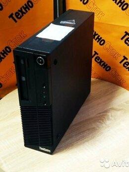 Настольные компьютеры - Системный блок Lenovo M72e i3-2120, 0