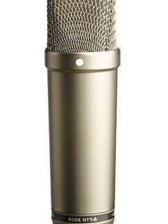 Микрофоны - Студийный микрофон Rode NT1-A Complete Vocal…, 0