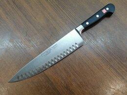 Ножи кухонные - Нож кухонный шеф Comfort line лезвие 23 см.…, 0