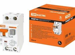 Электрические щиты и комплектующие - Автомат TDM SQ0206-0004, 0
