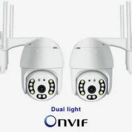 Камеры видеонаблюдения - Wi-fi camera, поворотная камера wifi, 0