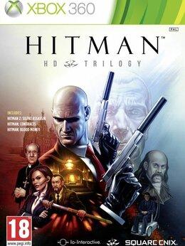 Игры для приставок и ПК - Видеоигра HITMAN: HD Trilogy (Xbox 360) USED Б/У, 0
