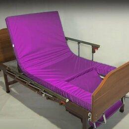 Устройства, приборы и аксессуары для здоровья - Медицинская кровать для лежачих больных функц-ная, 0