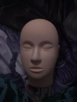 Манекены - Продам силиконовый манекен для наращивания…, 0