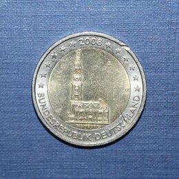 Монеты - 2 евро Германия 2009 J, биметалл, Церковь св.…, 0