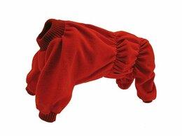 Одежда и обувь - флисовый комбинезон костюм для собаки, 0