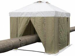 Палатки - Палатка сварщика 3.0 х 3.0 (ПВХ+брезент), 0