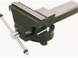 Тиски - Слесарные тиски 200мм, 0