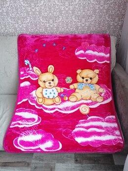 Покрывала, подушки, одеяла - Плед детский новый, 0