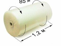 Упаковочные материалы - Пупырчатая пленка 85 метров, ширина - 120 см, 0