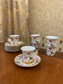 Сервизы и наборы - Чайный сервиз, 6 предметов, 0