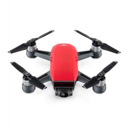 Квадрокоптеры - Квадрокоптер Spark Combo, красный, 0