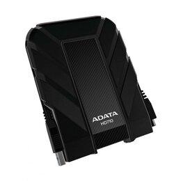 Внешние жесткие диски и SSD - Внешний HDD A-Data DashDrive Durable HD710P 2Tb Black (AHD710P-2TU31-CBK), 0