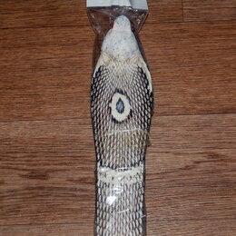 Ремни и пояса - Ремень из натуральной кожи Кобры, с головой, handmade., 0