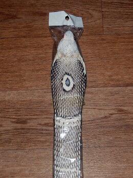Ремни и пояса - Ремень из натуральной кожи Кобры, с головой,…, 0