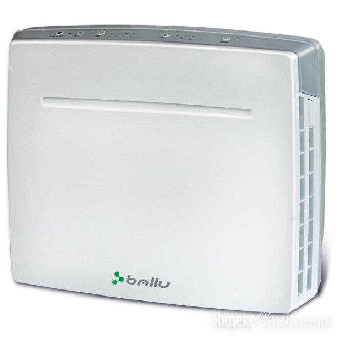 Воздухоочиститель ионизатор Ballu AP-210F3 по цене 4500₽ - Очистители и увлажнители воздуха, фото 0