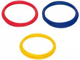 Велосипеды - ABS пластик для 3D ручки  (3 цвета) (D03), 0