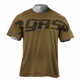 Футболки и майки - Футболка мужская спортивная GASP Original tee Military olive, 0