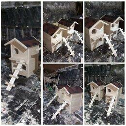 Когтеточки и комплексы  - Домик будка для кошки , 0