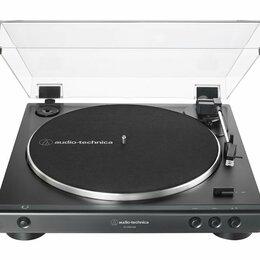 Проигрыватели виниловых дисков - Виниловый проигрыватель Audio-Technica AT-LP60XUSB, 0