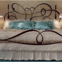 Кровати - Кровать кованая, 0
