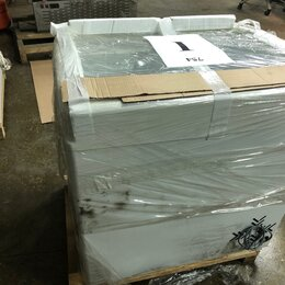 Морозильное оборудование - Ларь морозильник стекло 230 л (рабочий, залежавшийся), 0