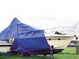 Тенты - Тент на лодку, легкие и пвх, с люверсами, 0