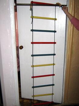 Игровые и спортивные комплексы и горки - Веревочная лестница для детей, 0