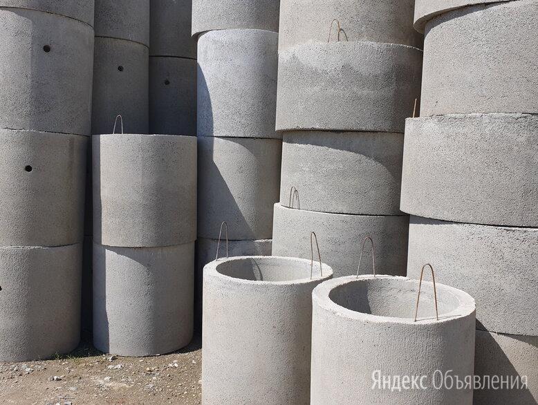 Кольцо бетонное КС 7.45 доборные  по цене 1250₽ - Железобетонные изделия, фото 0
