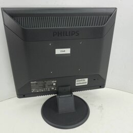 "Мониторы - ЖК монитор LCD 17"" Philips 17S, 0"