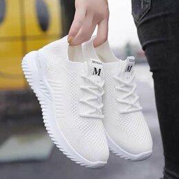 Кроссовки и кеды - Новые женские белые кроссовки 36 размер, 0