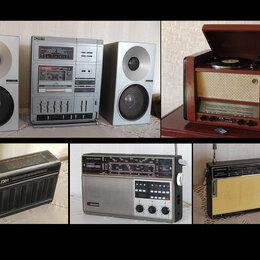 Музыкальные центры,  магнитофоны, магнитолы - Ретро СССР, 0